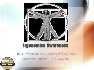 Ergonomics  Awareness