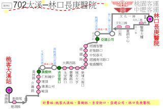 702 大溪─林口長庚醫院