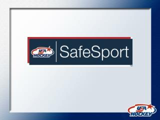 SafeSport Task Force: