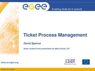 Ticket Process Management