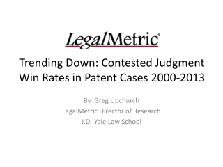 Patent Law Research Guide