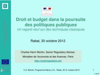 Rabat, 30 octobre 2012