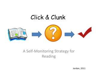 Click & Clunk