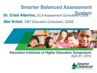 Smarter Balanced Assessment System
