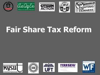 Fair Share Tax Reform