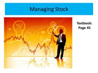 Managing Stock