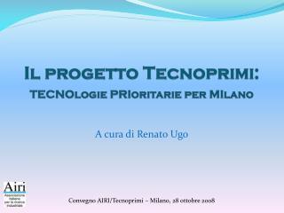 A cura di Renato Ugo