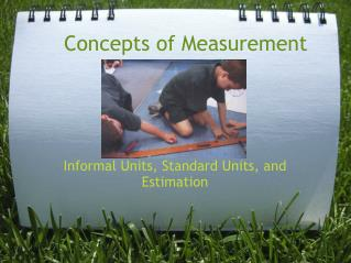 Concepts of Measurement