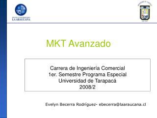 MKT Avanzado