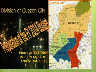 Division of Quezon City