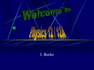 J. Burke