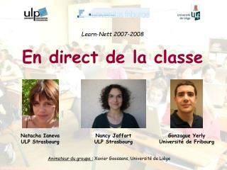 Learn-Nett 2007-2008