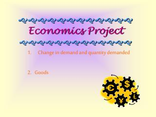gggggggggggg Economics Project ggggggggggggg