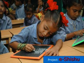 Project e-Shishu