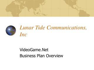 Lunar Tide Communications, Inc