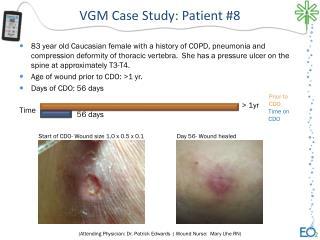 VGM Case Study: Patient  #8