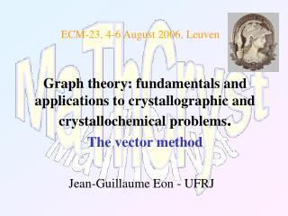 Jean-Guillaume Eon - UFRJ