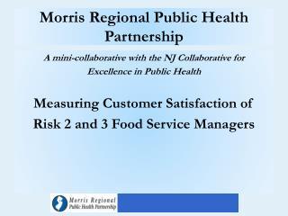 Morris Regional Public Health Partnership