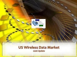 US Wireless  Data Market 2006 Update