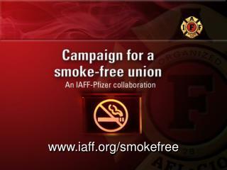 iaff/smokefree