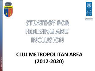 Cluj  Metropolitan  Area (2012-2020)
