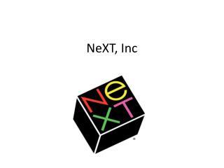 NeXT,  Inc