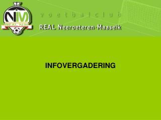 INFOVERGADERING