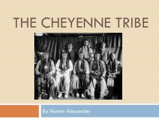 The  cheyenne  Tribe