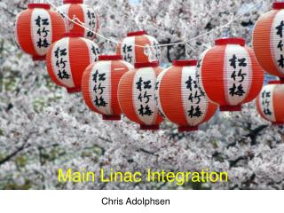 Main Linac Integration