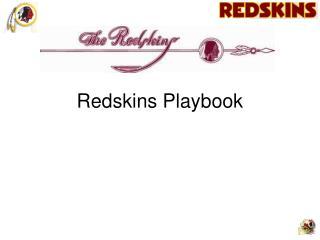 Redskins Playbook