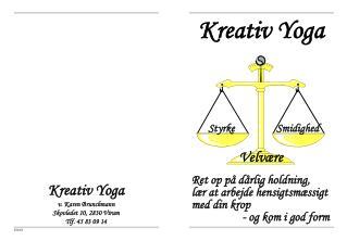 Kreativ Yoga