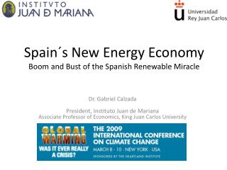 Spain s New Energy Economy Boom and Bust of the Spanish Renewable Miracle