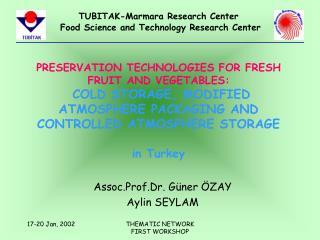 Assoc.Prof.Dr. G�ner �ZAY Aylin SEYLAM