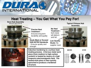 Heat Treating – You Get What You Pay For!