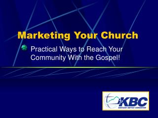 Marketing Your Church