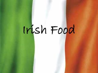 Irish Food