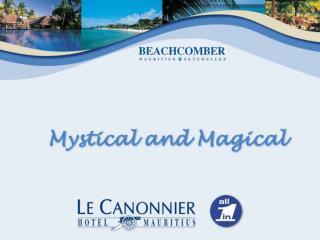View Le Canonnier Hotel Brochure