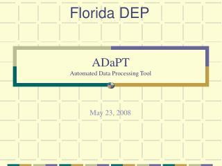 Florida DEP