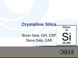 Crystalline Silica