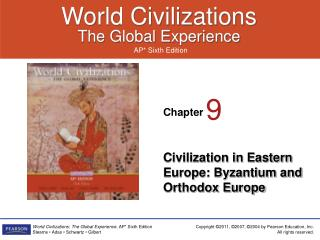 Civilization in Eastern Europe: Byzantium and Orthodox Europe