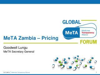 MeTA Zambia – Pricing