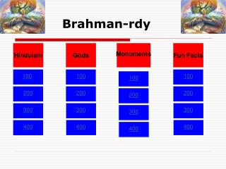 Brahman-rdy