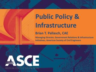 Public Policy & Infrastructure