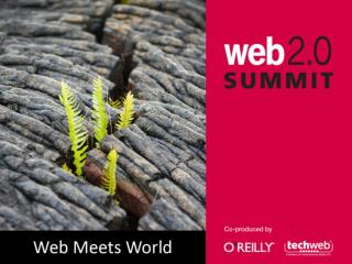 web 2.0 summit