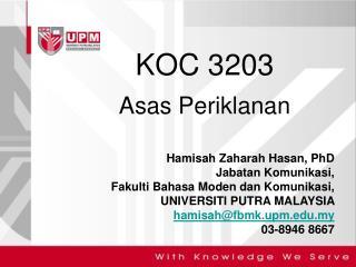 KOC 3203