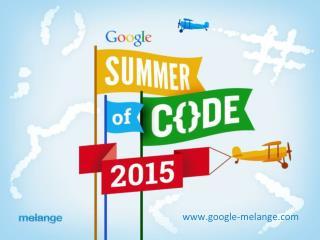 google-melange. com