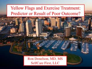 Yellow Flags and Exercise Treatment: Predictor or Result of Poor Outcome?