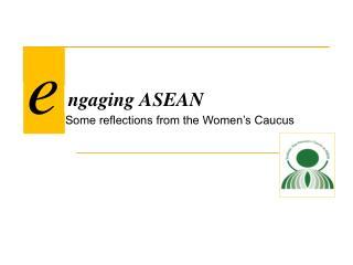 ngaging  ASEAN
