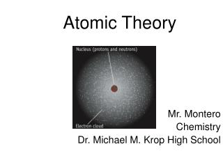 Atomic Theory