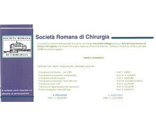 Programma Maggio 2011
